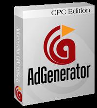 AdGenerator CPC Edition