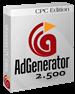 AdGenerator CPC Edition 2.500